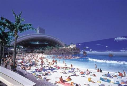 Pantai Indoor